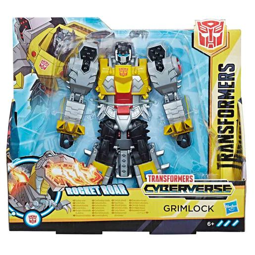 Transformers - Cyberversee Ultra Clobber