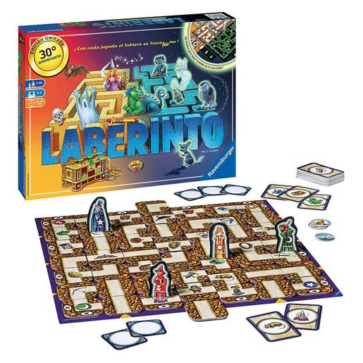 Ravensburger - Laberinto Family Glow in the Dark