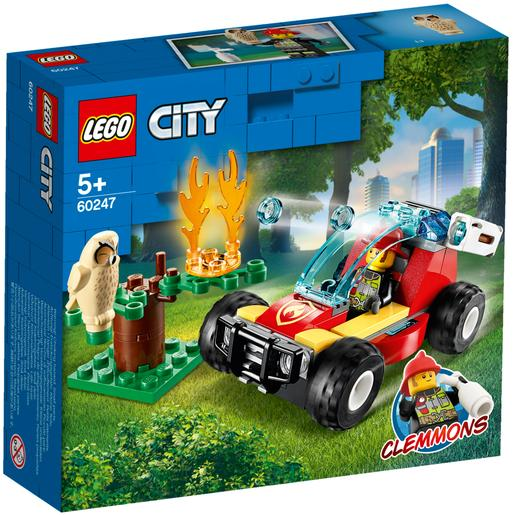 LEGO City - Incendio en el Bosque - 60247