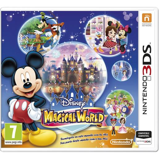 Nintendo 3DS - Disney Magical World