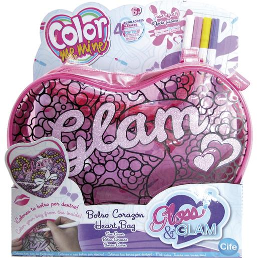Color Me Mine - Gloss & Glam Corazón