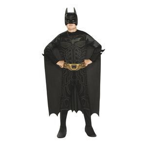 Batman – Disfraz Batman TDKR con Accesorios en Caja (varias tallas)