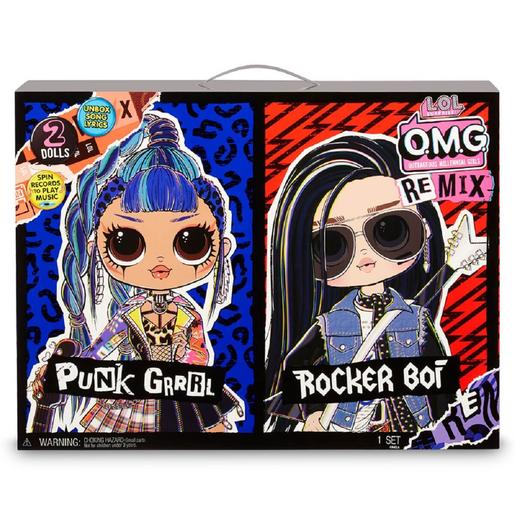 LOL Surprise - LOL OMG Remix - Pack Boy y Girl Rock Music