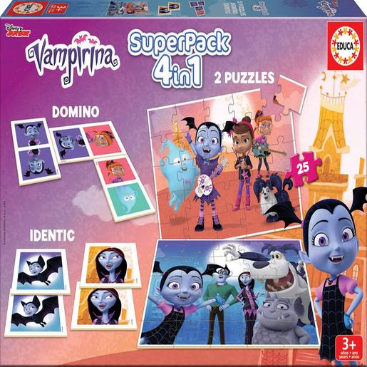 Educa Borrás - Vampirina - Superpack