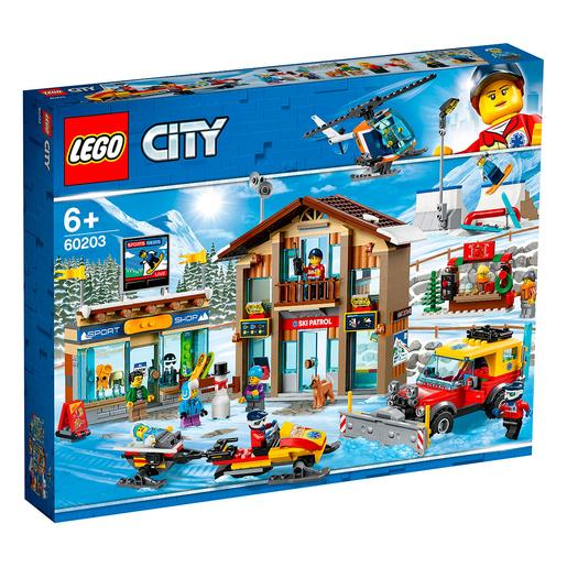 LEGO City - Estación de Esquí - 60203