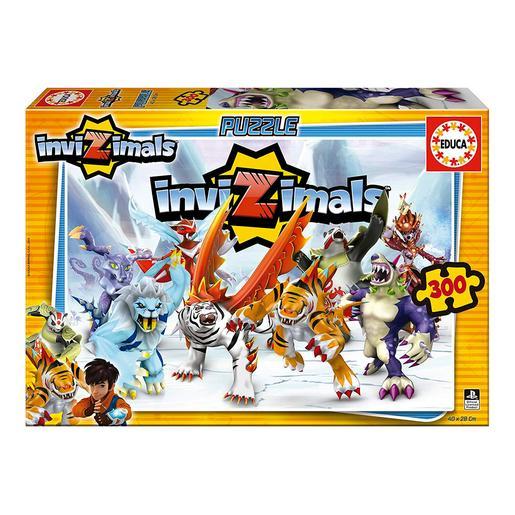 Educa Borras - Invizimals - Puzzle 300 Piezas