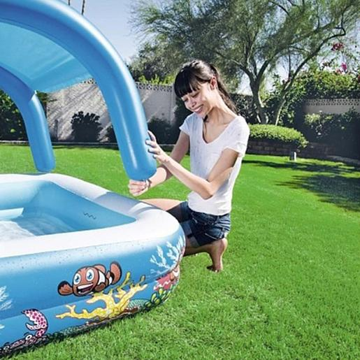 Bestway - Piscina Inflable con Toldo