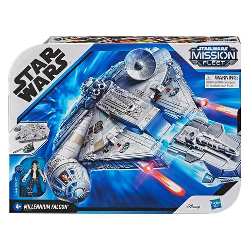 Star Wars - Pack Halcón Milenario Mission Fleet