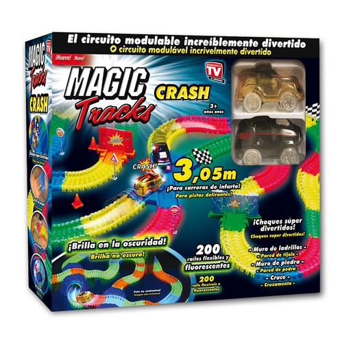 Magic Tracks Crash Circuito