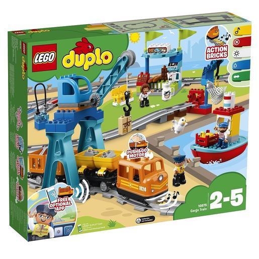 LEGO Duplo - Tren de Mercancías - 10875