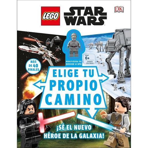 Lego Star Wars elige tu camino