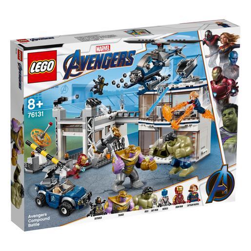 LEGO Superhéroes - Batalla en el Complejo de los Vengadores