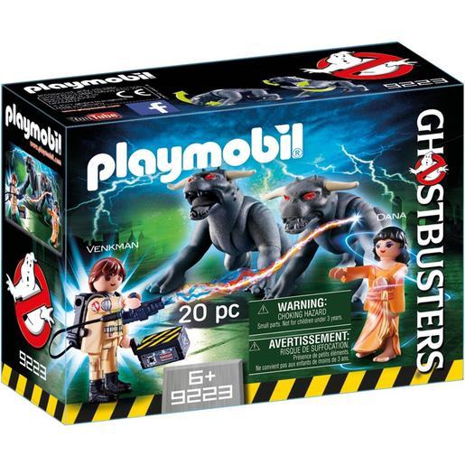 9223 Playmobil Gozer Y VenkmanDana De Perros Ghostbusters 8w0OnXNkP