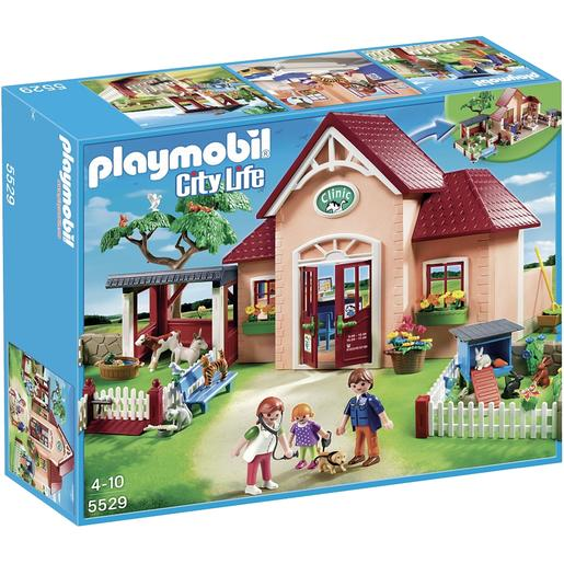 Playmobil - Clínica Veterinaria - 5529