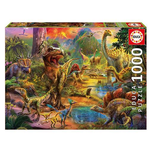 _Educa Borrás - Juego de Tronos - Puzzle 1000 Piezas
