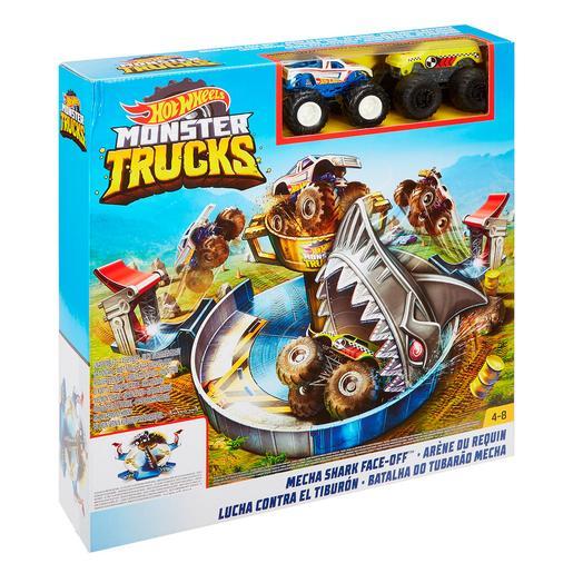 Hot Wheels - Monster Truck Lucha contra el Tiburón