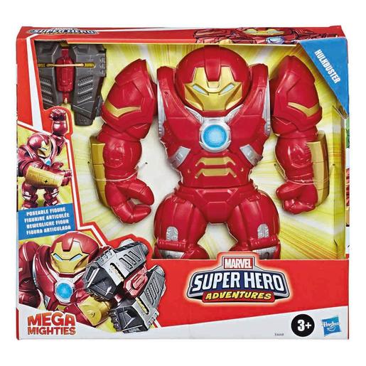 Marvel - Figura Mega Mighties Hulkbuster Super Hero Adventures