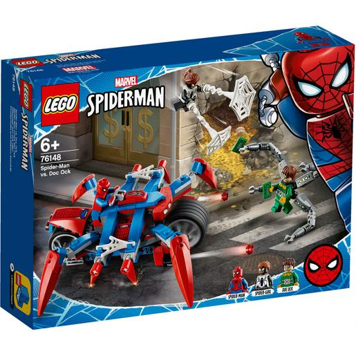 LEGO Superhéroes - Spider-Man vs. Doc Ock - 76148