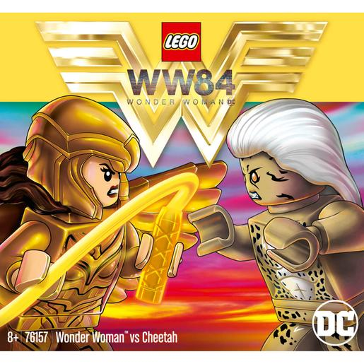 LEGO Superhéroes - Wonder Woman vs Cheetah - 76157