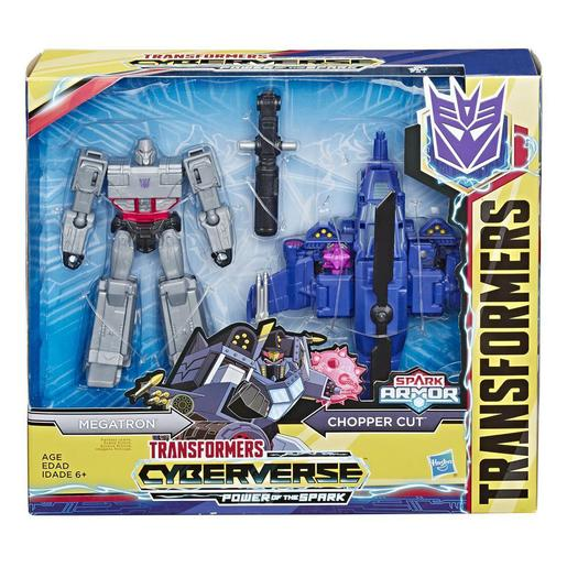 Transformers - Megatron - Spark Armor Transformers Cyberverse