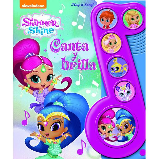 Shimmer y Shine - Nota Musical