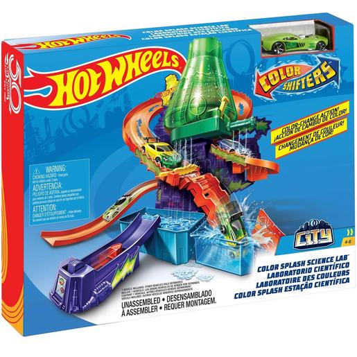 Hot Wheels - Laboratorio de Color
