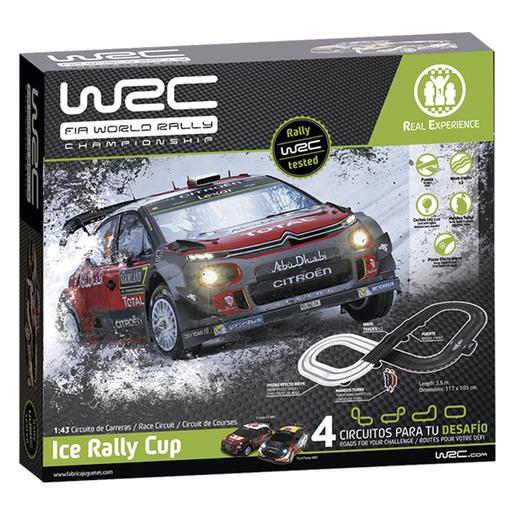 Circuito WRC Ice Rally Cup