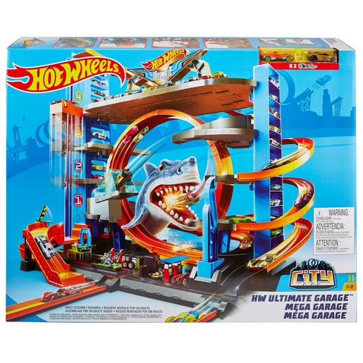 Hot Wheels - Súper Mega Garaje
