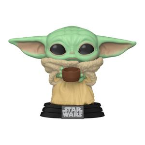 ToysRus|Star Wars - The Child With Cup - The Mandalorian Figura Funko POP