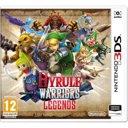 Nintendo 3DS - Hyrule Warriors Legends