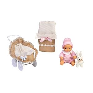 Barriguitas – Carrito con Figura de Bebé