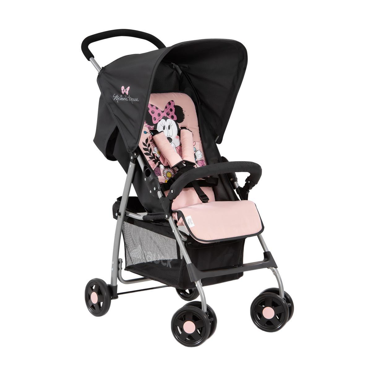 silla de paseo bebe minnie mouse