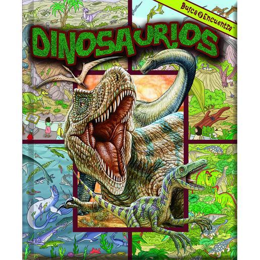 Busca y Encuentra - Dinosaurios