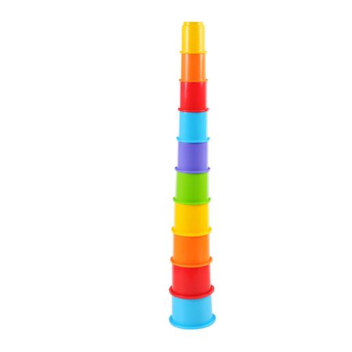 Playgo - Cubos Apilables