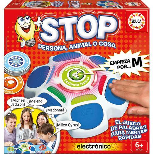Educa Borras - STOP