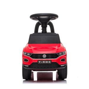 Correpasillos Volkswagen rojo