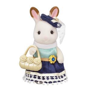 ToysRus Sylvanian Families - Conejo de Chocolate Town