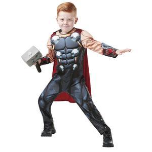 Los Vengadores – Disfraz infantil – Thor Deluxe 3-4 años