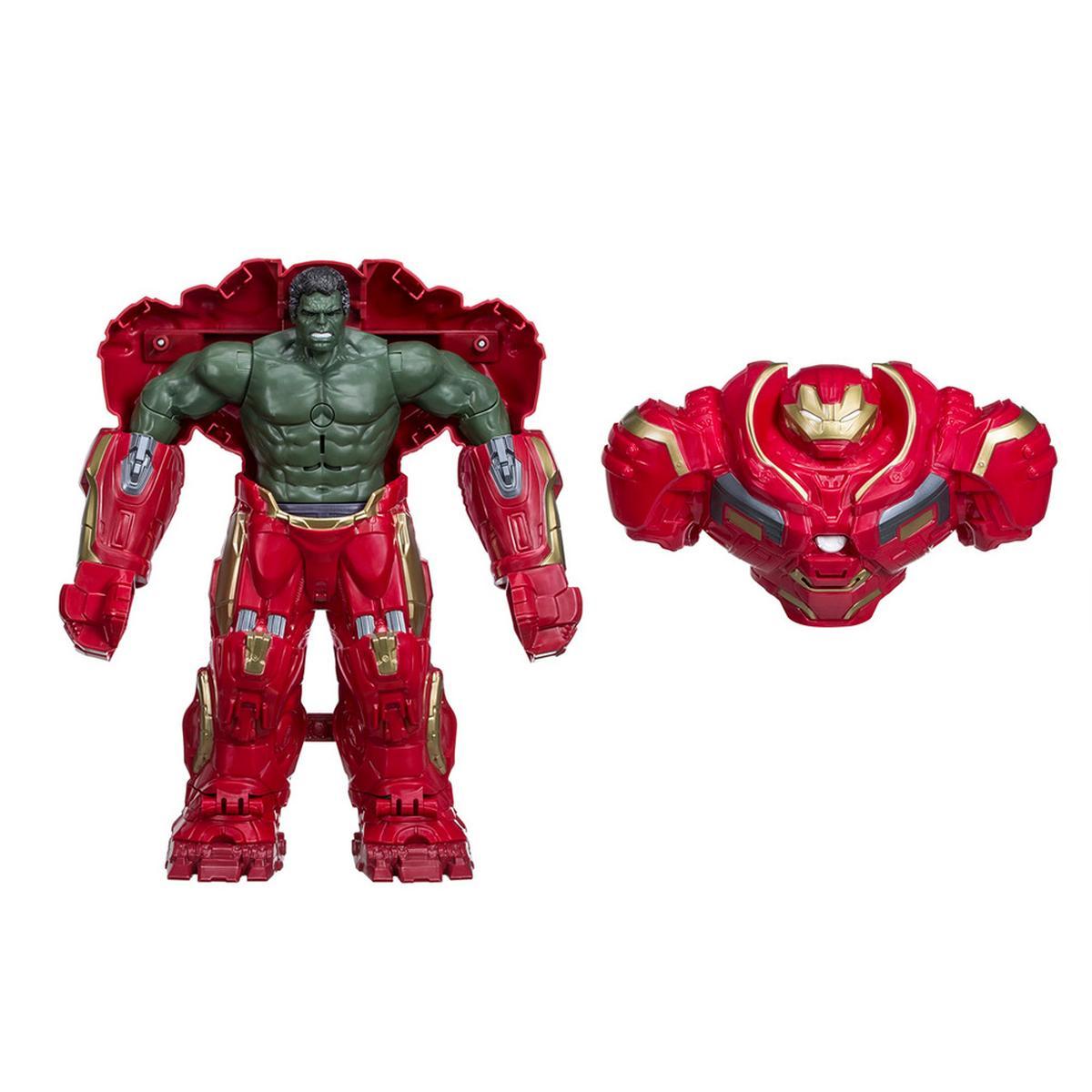 Los Vengadores Hulk con Armadura Hulkbuster