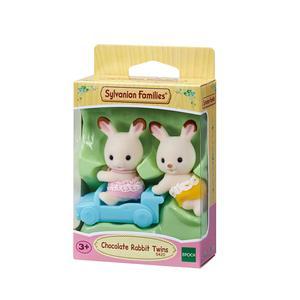 ToysRus Sylvanian Families - Set 2 figuras conejos gemelos