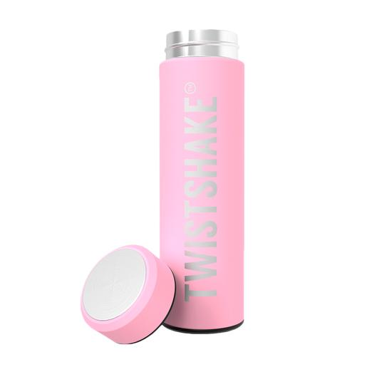 Twistshake - Termo 420 ml - Rosa